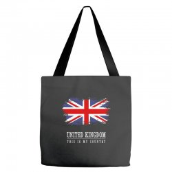 This is my country - United Kingdon Tote Bags | Artistshot