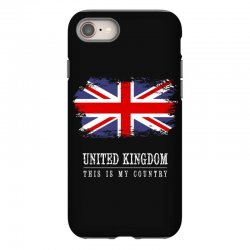 This is my country - United Kingdon iPhone 8 Case | Artistshot