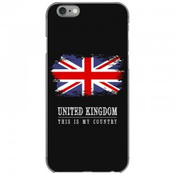 This is my country - United Kingdon iPhone 6/6s Case | Artistshot