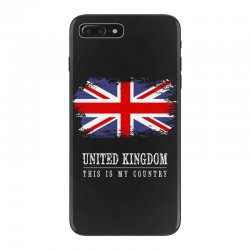 This is my country - United Kingdon iPhone 7 Plus Case | Artistshot