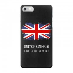 This is my country - United Kingdon iPhone 7 Case | Artistshot