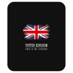 This is my country - United Kingdon Mousepad | Artistshot