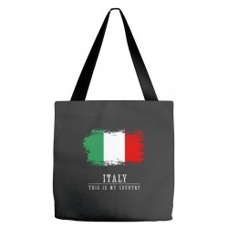 This is my country - Italy Tote Bags | Artistshot