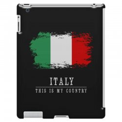 This is my country - Italy iPad 3 and 4 Case | Artistshot
