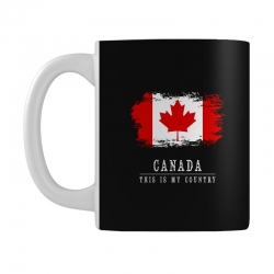 This is my country - Canada Mug | Artistshot