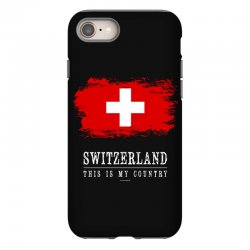 This is my country - Switzerland iPhone 8 | Artistshot
