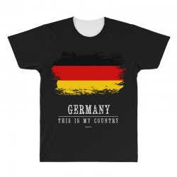 This is my country - Germany All Over Men's T-shirt | Artistshot