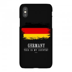 This is my country - Germany iPhoneX | Artistshot