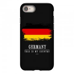 This is my country - Germany iPhone 8 | Artistshot
