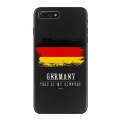 This is my country - Germany iPhone 7 Plus Case | Artistshot
