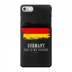 This is my country - Germany iPhone 7 Case | Artistshot