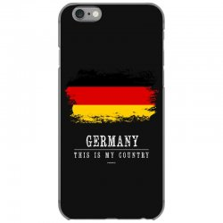 This is my country - Germany iPhone 6/6s Case | Artistshot