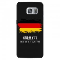This is my country - Germany Samsung Galaxy S7 | Artistshot