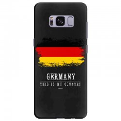 This is my country - Germany Samsung Galaxy S8 Plus | Artistshot
