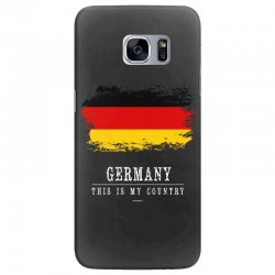 This is my country - Germany Samsung Galaxy S7 Edge | Artistshot