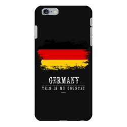 This is my country - Germany iPhone 6 Plus/6s Plus Case | Artistshot