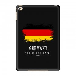 This is my country - Germany iPad Mini 4 | Artistshot