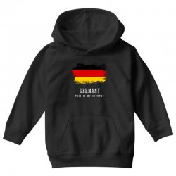 This is my country - Germany Youth Hoodie | Artistshot