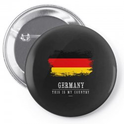 This is my country - Germany Pin-back button | Artistshot