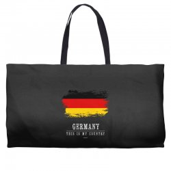 This is my country - Germany Weekender Totes | Artistshot