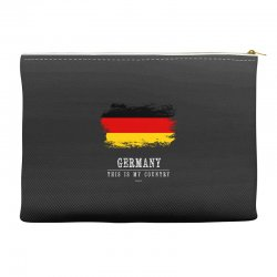 This is my country - Germany Accessory Pouches | Artistshot