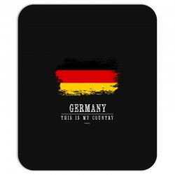 This is my country - Germany Mousepad | Artistshot