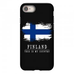 This is my country - Finland iPhone 8 | Artistshot