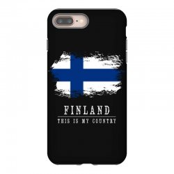 This is my country - Finland iPhone 8 Plus | Artistshot