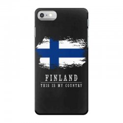 This is my country - Finland iPhone 7 Case | Artistshot