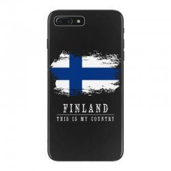 This is my country - Finland iPhone 7 Plus Case | Artistshot