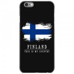 This is my country - Finland iPhone 6/6s Case | Artistshot