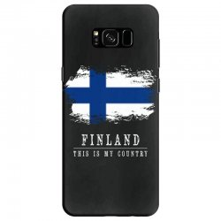 This is my country - Finland Samsung Galaxy S8 | Artistshot