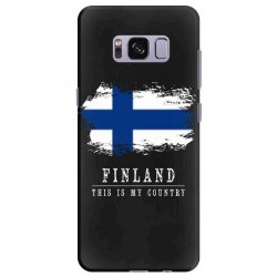 This is my country - Finland Samsung Galaxy S8 Plus | Artistshot