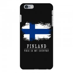 This is my country - Finland iPhone 6 Plus/6s Plus Case | Artistshot