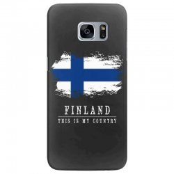 This is my country - Finland Samsung Galaxy S7 Edge | Artistshot