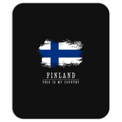 This is my country - Finland Mousepad | Artistshot
