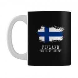 This is my country - Finland Mug | Artistshot