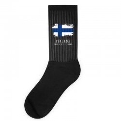This is my country - Finland Socks | Artistshot