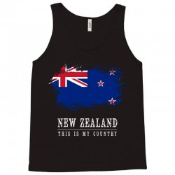This is my country - New Zealand Tank Top | Artistshot