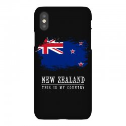 This is my country - New Zealand iPhoneX Case | Artistshot