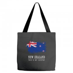 This is my country - New Zealand Tote Bags | Artistshot