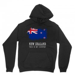 This is my country - New Zealand Unisex Hoodie | Artistshot