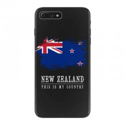 This is my country - New Zealand iPhone 7 Plus Case | Artistshot