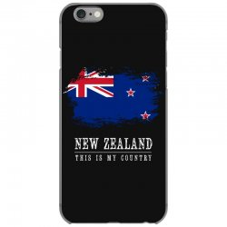 This is my country - New Zealand iPhone 6/6s Case | Artistshot