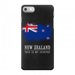 This is my country - New Zealand iPhone 7 Case | Artistshot