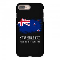 This is my country - New Zealand iPhone 8 Plus Case | Artistshot