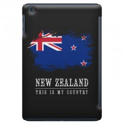 This is my country - New Zealand iPad Mini Case | Artistshot