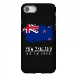 This is my country - New Zealand iPhone 8 Case | Artistshot