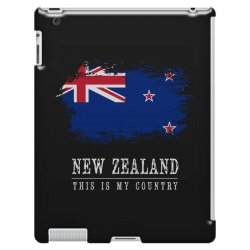 This is my country - New Zealand iPad 3 and 4 Case | Artistshot