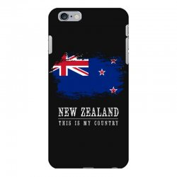 This is my country - New Zealand iPhone 6 Plus/6s Plus Case | Artistshot